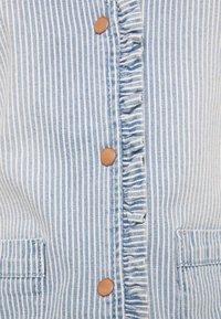 Cream - Denim jacket - blue/milkboy - 2
