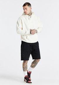 SIKSILK - LOOPBACK AOKI  - Shorts - black - 1
