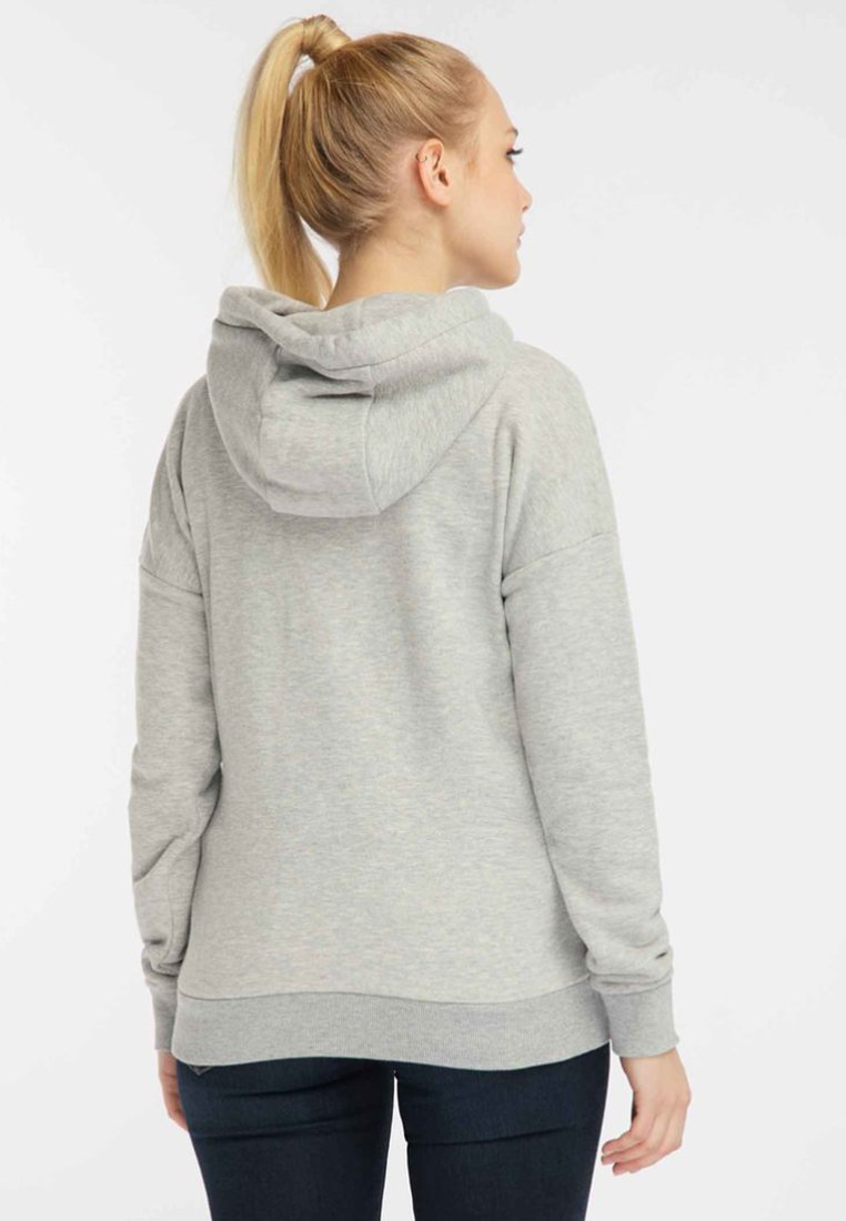 Buy Newest Women's Clothing myMo Hoodie light grey melange 6hOYeuL7g