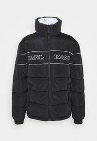 Karl Kani - RETRO REVERSIBLE PUFFER JACKET - Winter jacket - black - 5