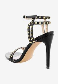 PRIMA MODA - OLBA - High heeled sandals - black - 3