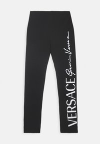 Versace - BOTTOM FELPA - Legíny - nero - 0