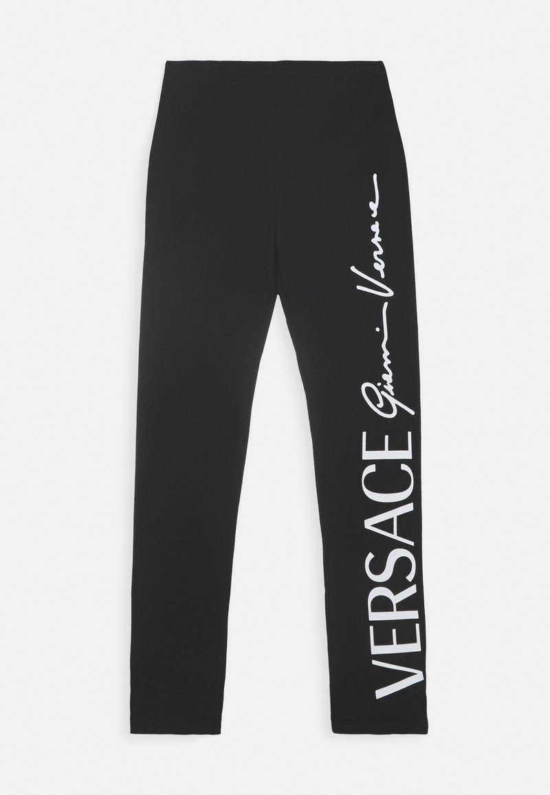 Versace - BOTTOM FELPA - Legíny - nero