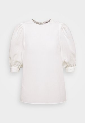 CELESTINE BLOUSE - Blouse - whisper white