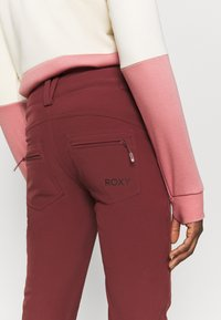 Roxy - CREEK - Schneehose - oxblood red - 4
