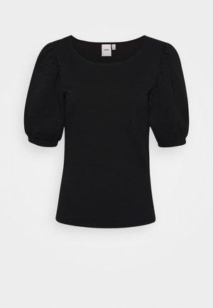 IHYUNA  - Print T-shirt - black