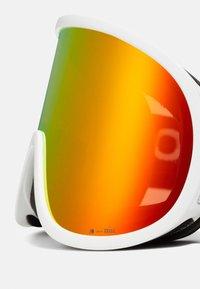 POC - RETINA BIG CLARITY UNISEX - Ski goggles - hydrogen white/spektris orange - 6
