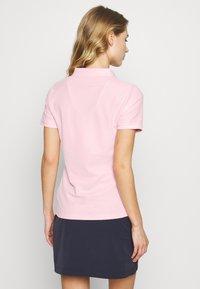 Calvin Klein Golf - PERFORMANCE - Polo shirt - pale pink - 2