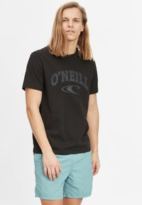 O'Neill - T-shirt med print - black out - 0