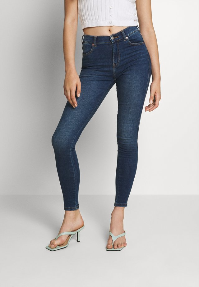 LEXY - Jeans Skinny - hurricane dark blue
