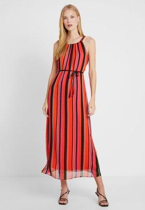 Robe longue - orange