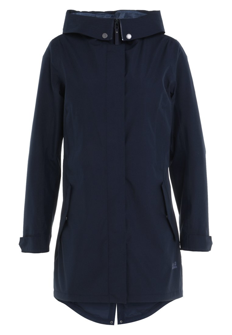 jack wolfskin damen outdoormantel monterey coat xxl