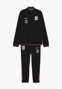 Nike Performance - NEYMAR DRY SUIT SET - Træningssæt - black/laser crimson/white - 0