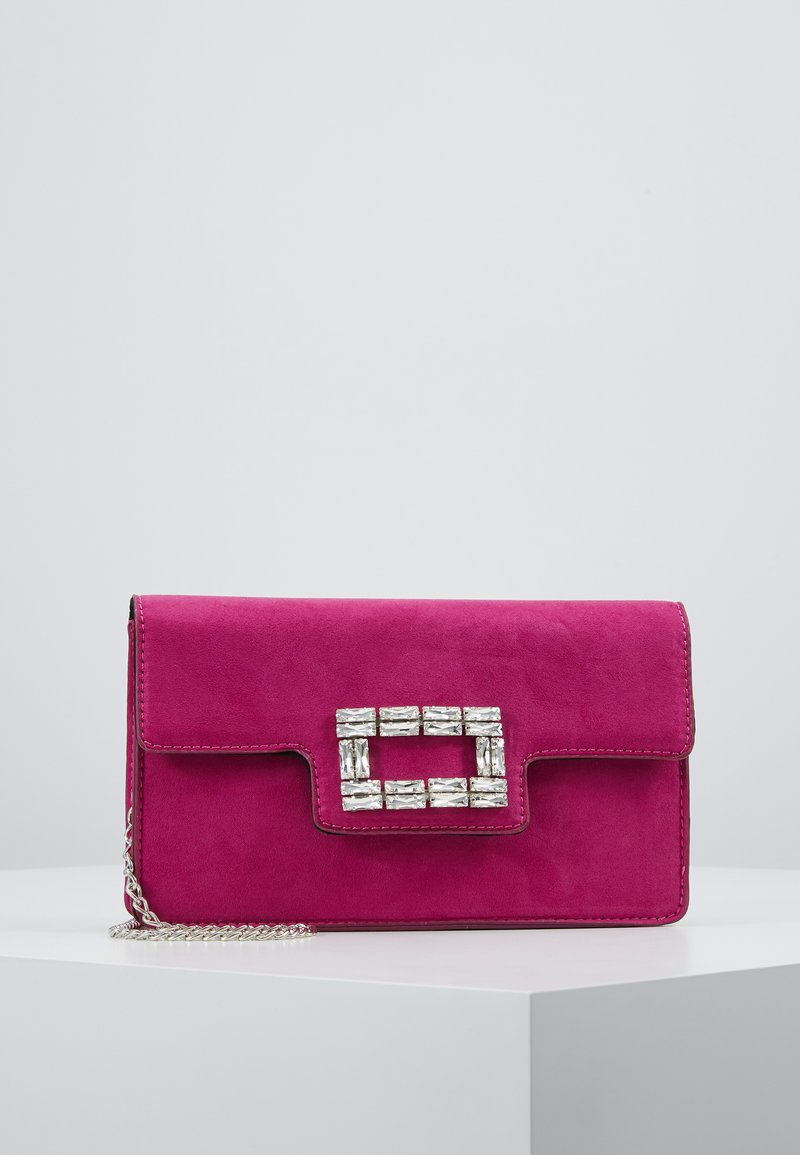 Dorothy Perkins - BROACH - Clutches - magenta