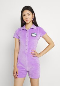 NEW girl ORDER - HELLO ROMPER - Jumpsuit - lilac - 0