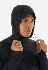 Mammut - MACUN - Soft shell jacket - black - 2