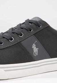 Polo Ralph Lauren - HANFORD - Trainers - dark carb grey - 5