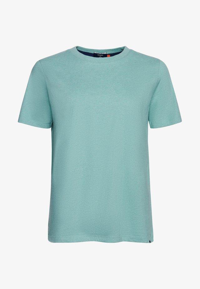 ESSENTIAL - Basic T-shirt - sage marl