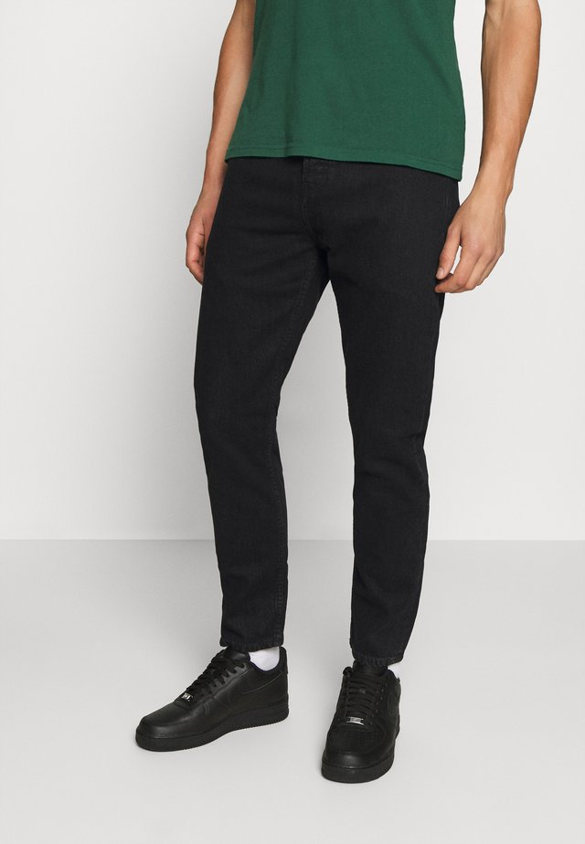 THE NORM - Jeans straight leg - black