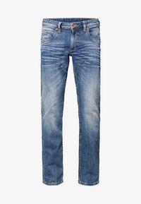 Camp David - Straight leg jeans - medium blue used - 5