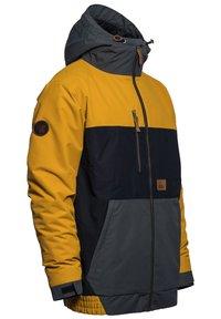 Horsefeathers - REVEL - Veste de snowboard - golden yellow - 2