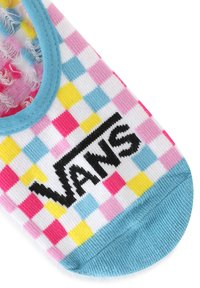 Vans - WM ZOO CHECK CANOODLES (6.5-10, 3PK) - Trainer socks - multi - 1