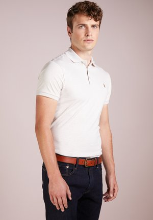 Poloshirt - american heather