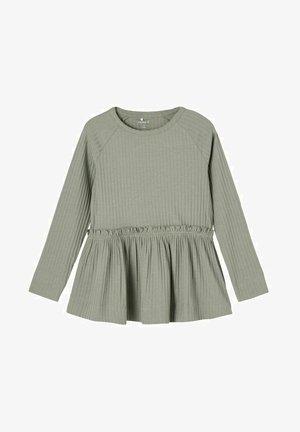 Jumper dress - shadow