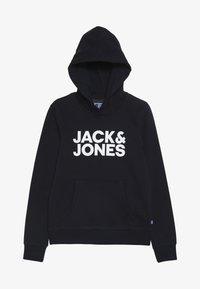 Jack & Jones Junior - JJECORP - Mikina skapucí - navy blazer - 3