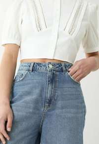 Pimkie - SLOUCHY HIGH WAIST - Jeansy Relaxed Fit - denimblau - 3