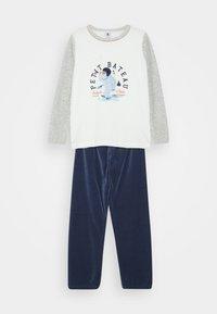 Petit Bateau - LIONEL  - Pyjama set - beluga/multicolor - 0