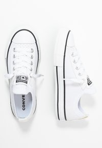 Converse - CHUCK TAYLOR ALL STAR KIDS - Trainers - white/black - 1