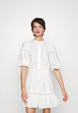 ELLE DRESS - Freizeitkleid - white