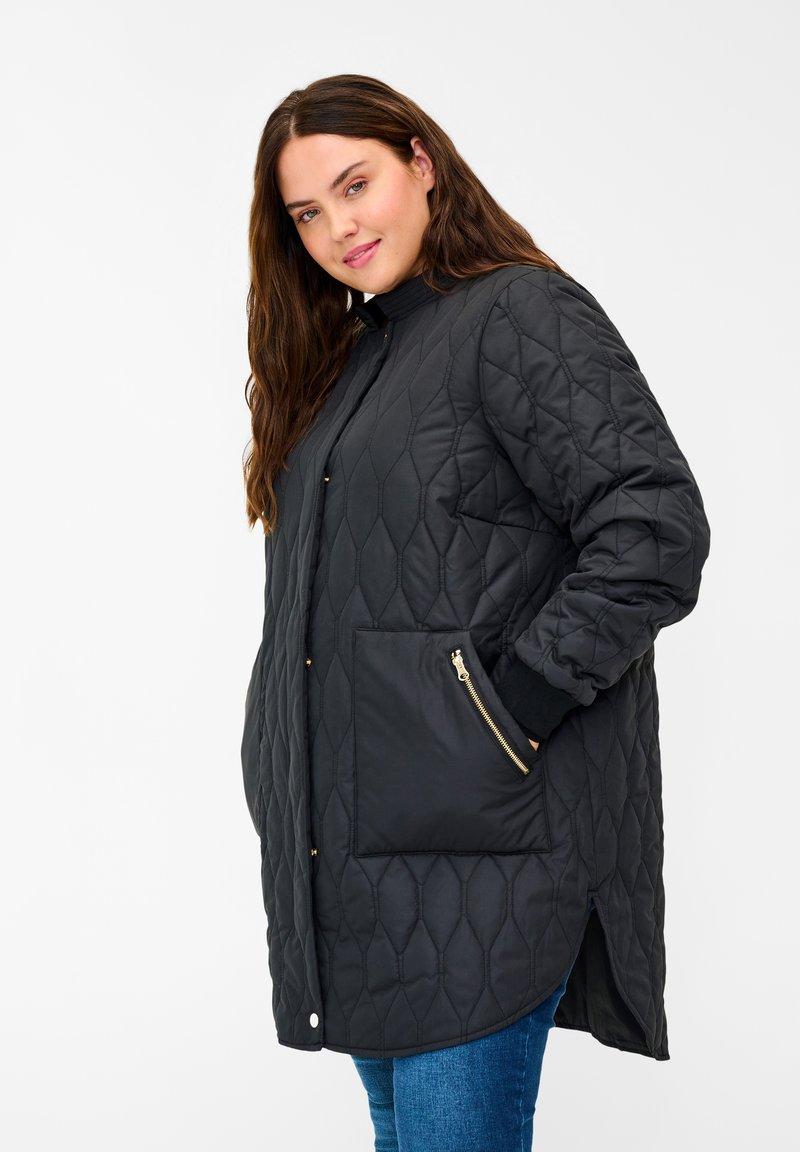 Zizzi - Winter coat - black