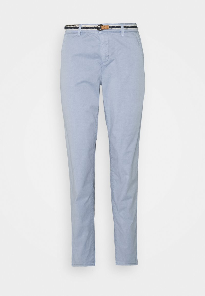 Esprit - FLOW - Chino kalhoty - pastel blue