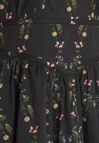 AllSaints - AISLYN VARANASI DRESS - Hverdagskjoler - black - 2