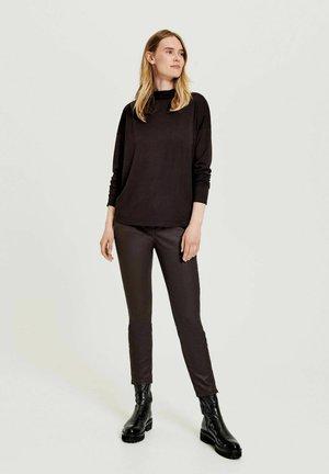 SUJANE SOFT - Long sleeved top - braun 25
