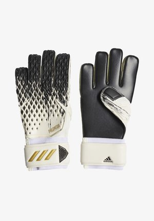 PREDATOR 20 MATCH - Goalkeeping gloves - white