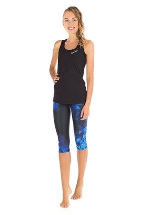 AEL202 - 3/4 sports trousers - saphir