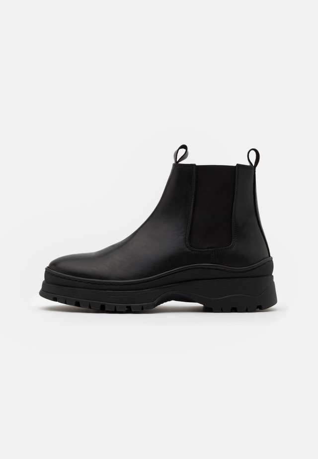 JEROLD - Classic ankle boots - black