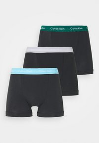 TRUNK 3 PACK - Underkläder - black