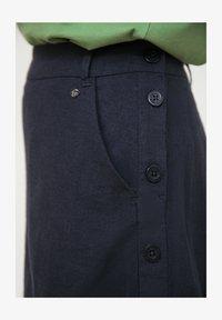 Finn Flare - A-line skirt - cosmic blue - 5