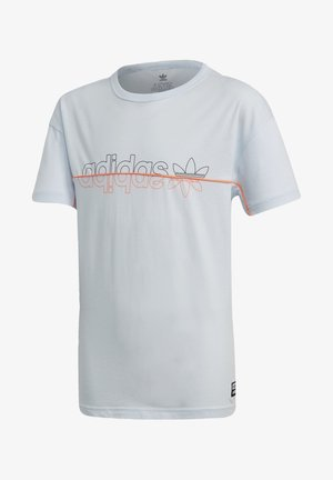 T-SHIRT - Print T-shirt - blue
