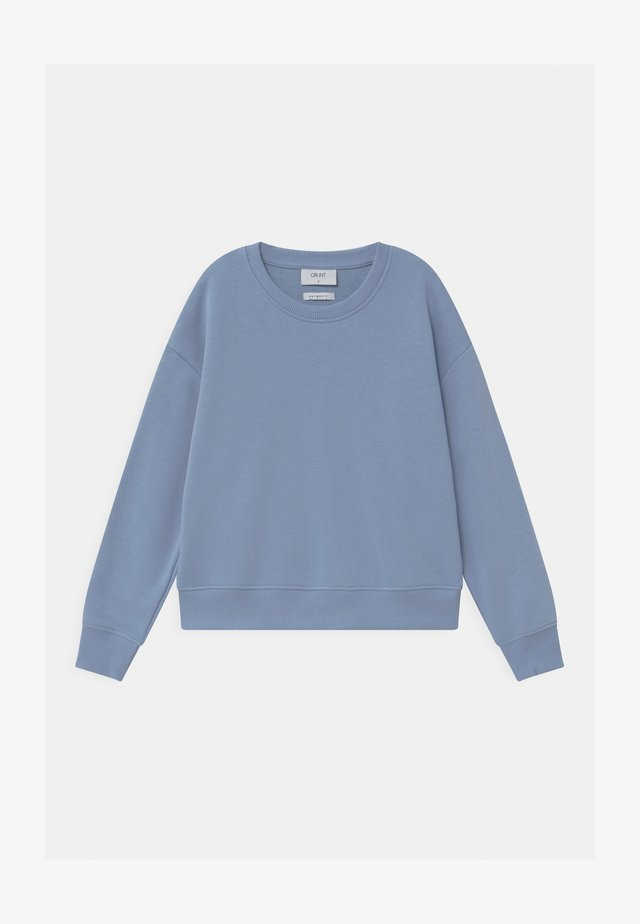 OUR LONE CREW - Sweatshirt - baby blue