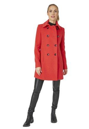 Short coat - red