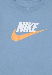 Nike Sportswear - FUTURA ICON TEE - T-Shirt print - psychic blue - 2