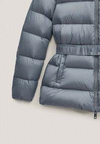 Massimo Dutti - Down jacket - blue - 5