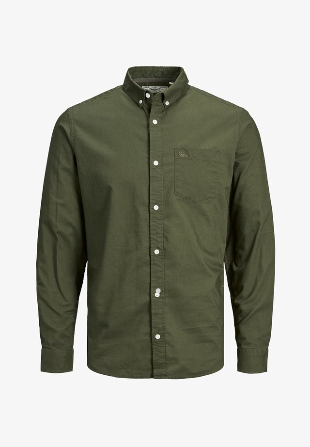 OXFORD - Shirt - olive night
