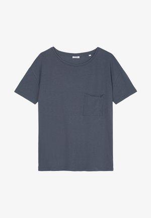 Basic T-shirt - odyssey gray