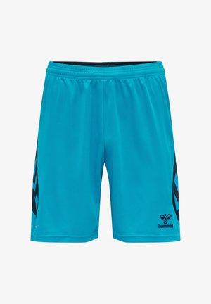 ACTION POLY  - Sports shorts - atomic blue/black iris